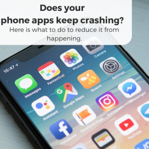 Does your phone keep crashing?